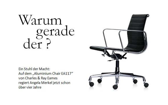 Vitra Schreibtischstuhl der stuhl der macht