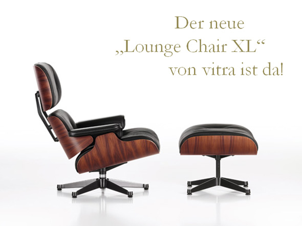 Der Neue Lounge Chair Xl Von Vitra Ist Da