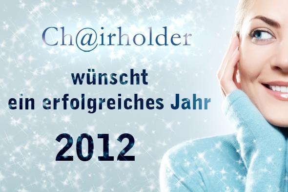 Wir wünschen ein erfolgreiches neues Jahr!