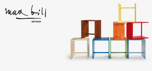 Max Bills Ulmer Hocker – Der Designklassiker.