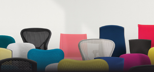 Chairs that work as hard as you do.