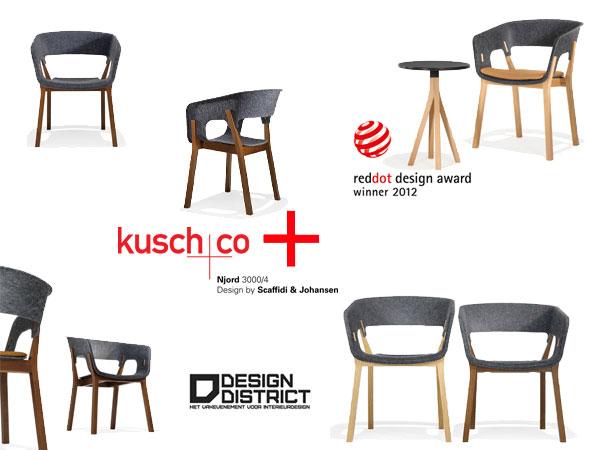 das kusch co design berzeugt chairholder news. Black Bedroom Furniture Sets. Home Design Ideas