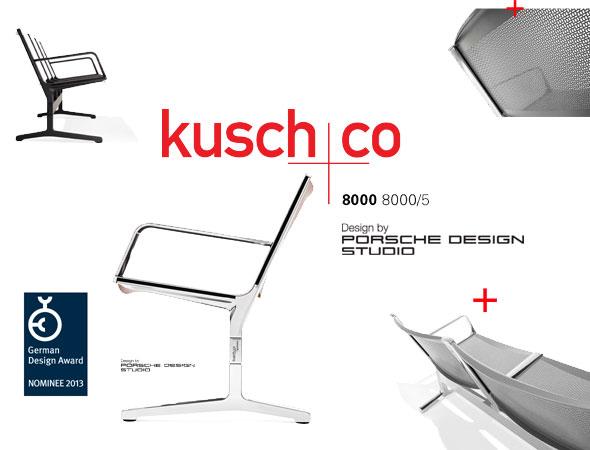 8000 von Kusch + Co. nominiert für den Deutschen Design Preis 2013