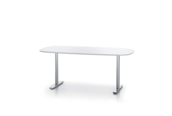 Alcove Table. Developed by Vitra in Switzerland. Design: Ronan & Erwan Bouroullec