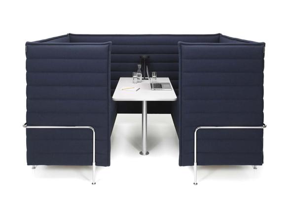 vitra alcove cabin 21040400. Black Bedroom Furniture Sets. Home Design Ideas