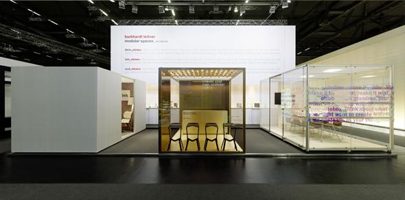 constructiv ottobox - mobiler Raum auf Rollen. Burkhardt Leitner.