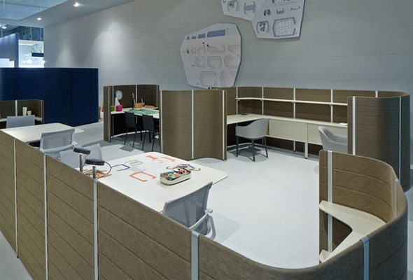 Workbays Office, Vitra