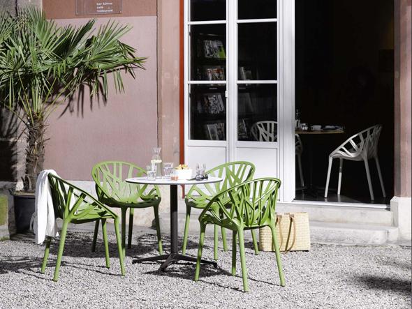 Vegetal & Bistro Table, Design: Ronan & Erwan Bouroullec