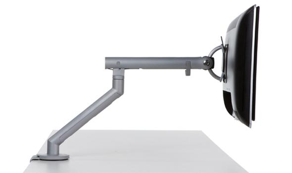 Der weltweit marktführende Monitorarm, perfekt für Büro oder jeden anderen Arbeitsplatz