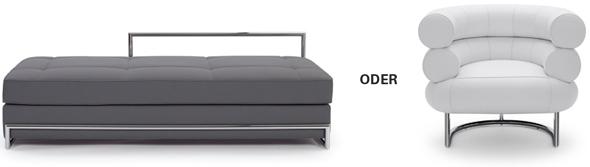 DAY BED / BIB ENDUM (Ausführung frei wählbar)
