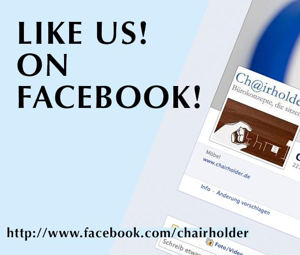 Chairholder auf Facebook