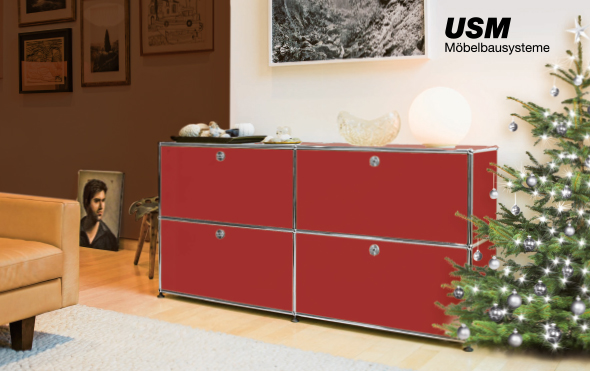 USM Möbelbausysteme - QUICK SHIP.