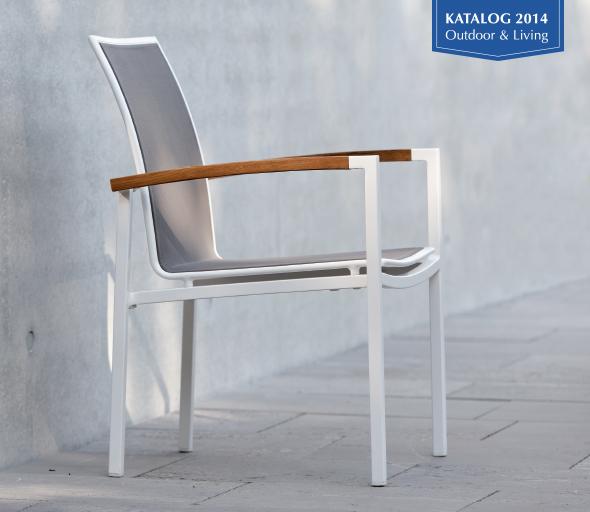 Der neue Chairholder Outdoor & Living Objektmöbel-Katalog 2014