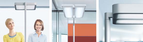 Waldmann ATARO LED - schafft zwei Arbeitsplätze!