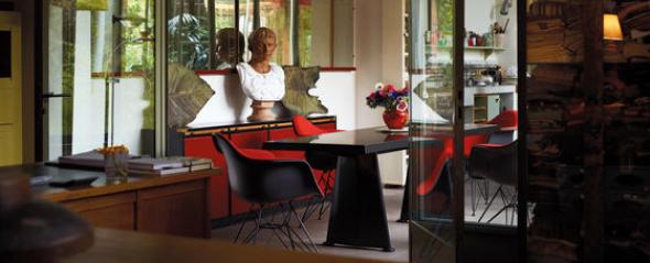 Esszimmerstühle von vitra