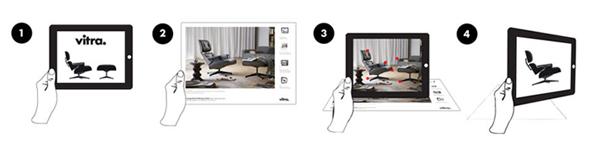 vitra Lounge Chair App