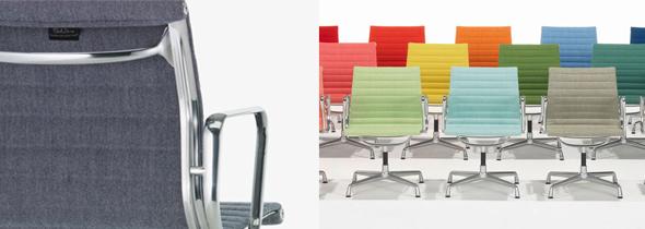 Aluminium Chair, Charles & Ray Eames, 1958