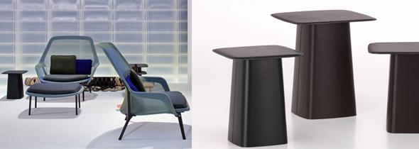Leather Side Table, Ronan & Erwan Bouroullec, 2014