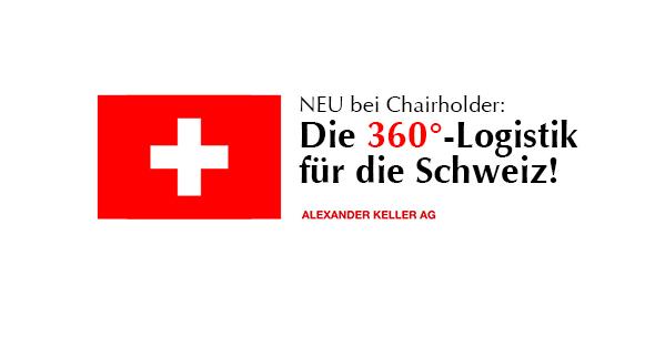 Alexander Keller ist der Servicedienstleister für Schweizer Chairholder Kunden.