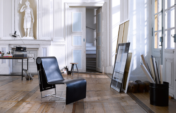 Walter Knoll: Atelier Chair.