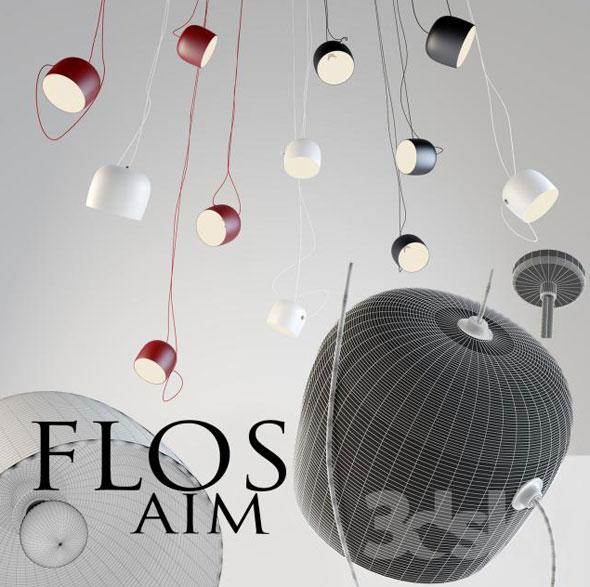 flos aim aim kabel stecker produktdetails. Black Bedroom Furniture Sets. Home Design Ideas