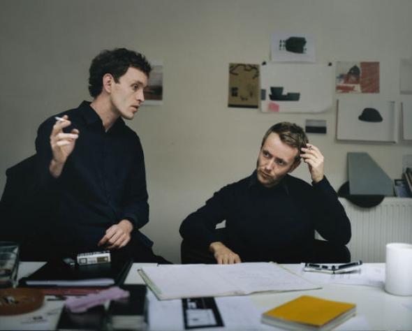 Ronan & Erwan Bouroullec.