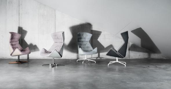 Lounge-Sessel 808 des Designteams Formstelle