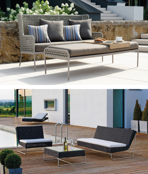Die neue Chairholder Outdoor & Living Collection