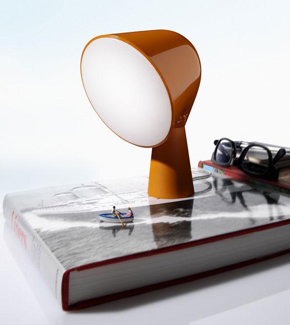 foscarini binic 200001 10 weiss. Black Bedroom Furniture Sets. Home Design Ideas
