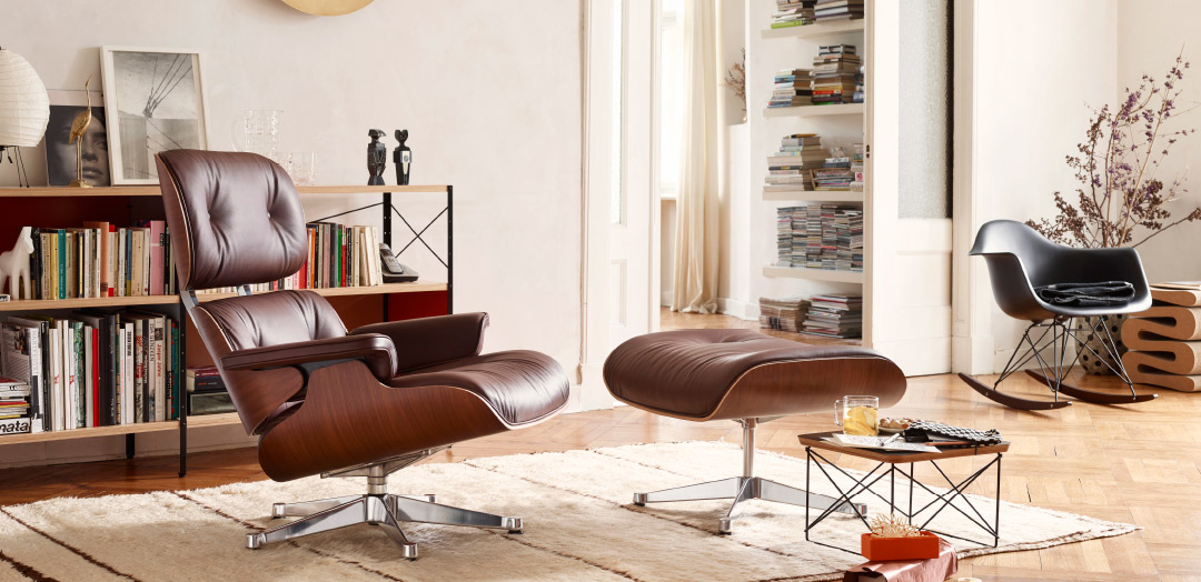 Lounge Chair – Vitra Home Stories Winter.