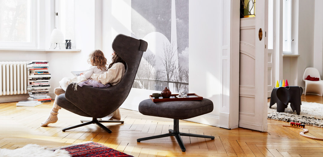 Grand Repos, Limited Edition – Vitra Home Stories Winter.