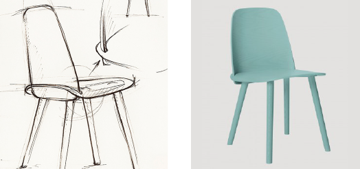 Nerd Chair –  David Heckler – Muuto.