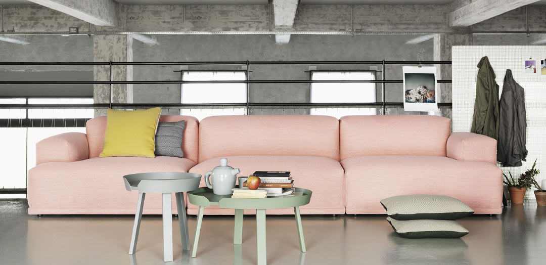 Sofa CONNECT – Muuto.