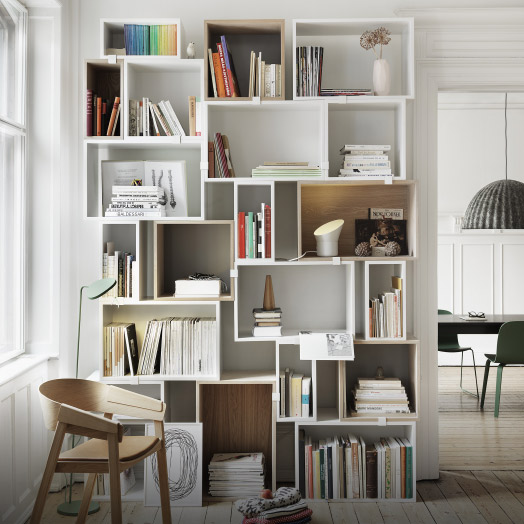 STACKED – Regalsystem – Muuto.