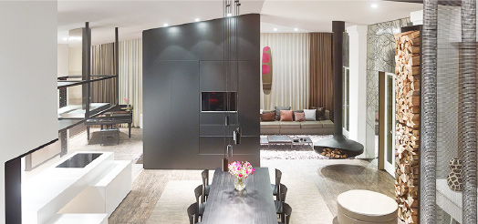 wohnung i esslingen interior design: ippolito fleitz group. – apartment91