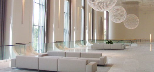 palace of international forums taschkent, usbekistan interior design: ippolito fleitz group. – apartment91