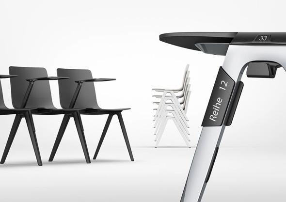 Brunner - A-Chair - 9704/A
