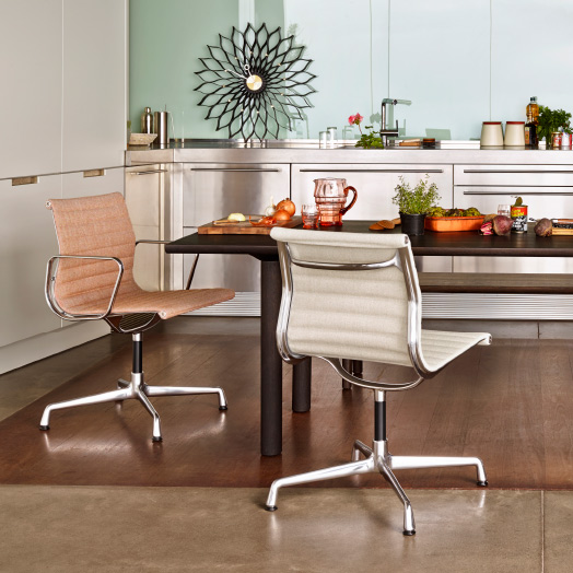 Aluminium Group Chairs Vitra