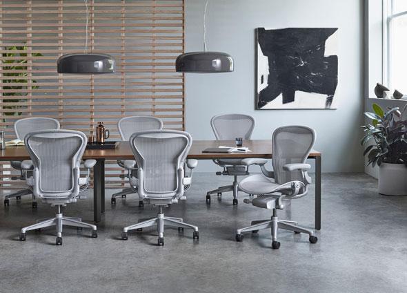 Herman Miller Aeron Remastered New, Herman Miller Dining Room Chairs
