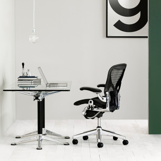 Aeron remastered AER1CD Herman Miller