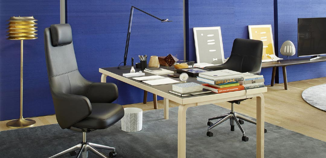 Vitra Haus Home Office Antonio Citterio