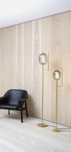 LANTERN LIGHT FLOOR LAMP, NERI&HU 2017.