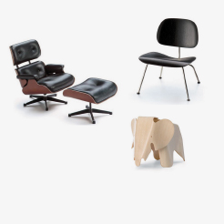 Vitra Miniatures Collection.