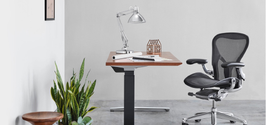 Aeron Remastered von Herman Miller