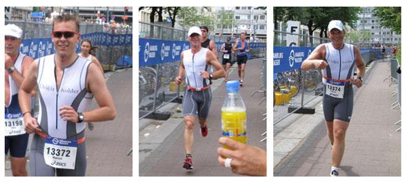 Team Chairholder beim laufen: Marcus Blank, Rainer Kettner und Andreas Hennig