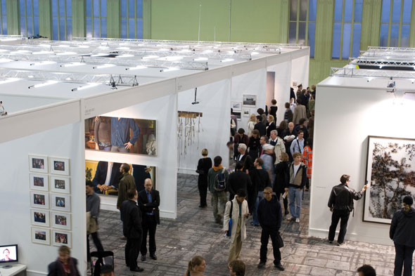 THE EMERGING ART FAIR