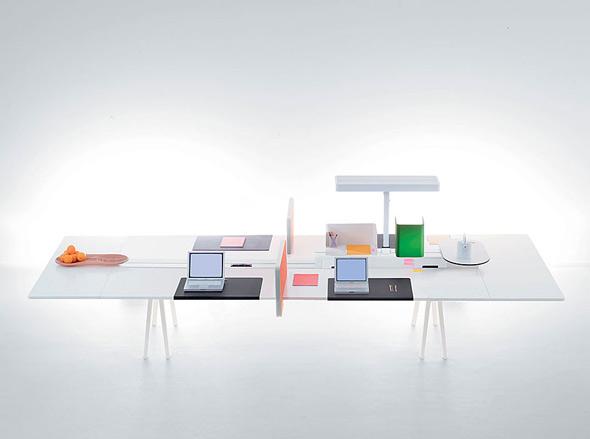Joyn von vitra, Design: Ronan and Erwan Bouroullec