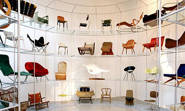Sammeln und vermitteln das vitra design museum for Vitra mobilier
