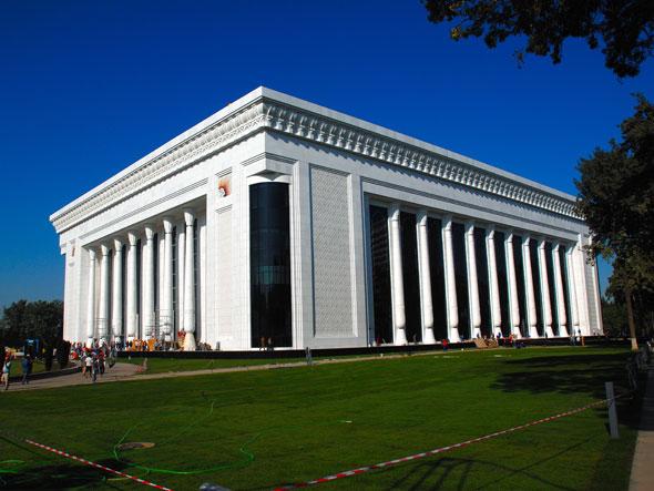 Kongresshalle Tashkent