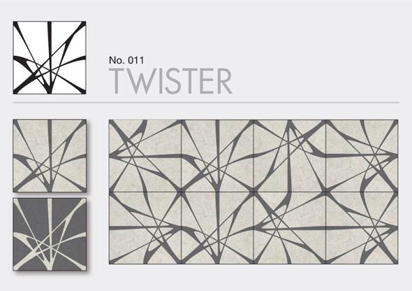 Twister das neue Akustik Wand Panell System von vvorks